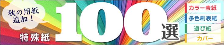 特殊紙100選