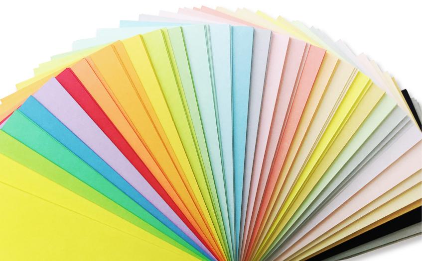 色上質紙(厚口・最厚口)